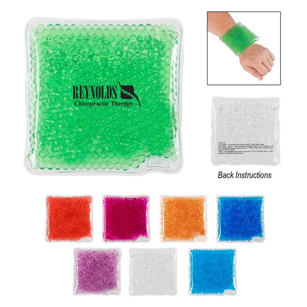 hot and cold gel pack how to use