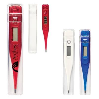Fahrenheit Thermometer with Digital Display