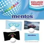 Picture of Individually Wrapped Personalized Mentos Mints