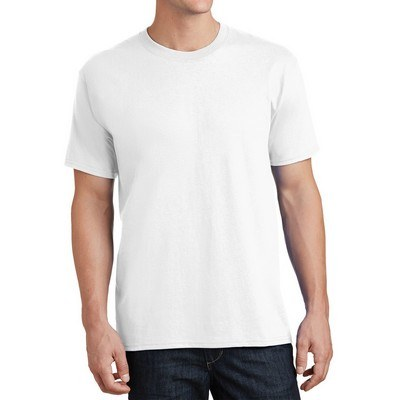 Port & Company Promotional Core Cotton T-Shirt - White