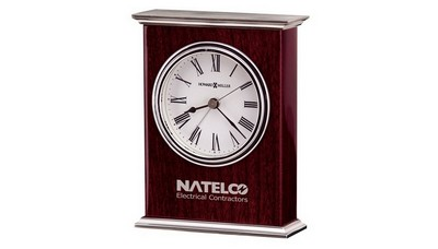Kentwood Tabletop Clock - Silkscreen