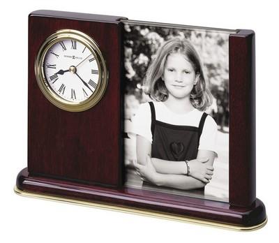 Portrait Caddy and Clock - Silkscreen