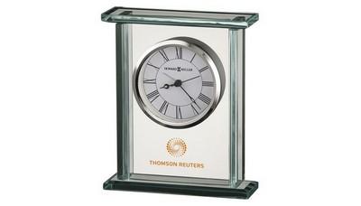 Cooper Tabletop Clock - Silkscreen