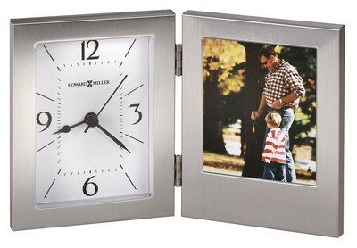Envision Clock and Picture Frame - Silkscreen