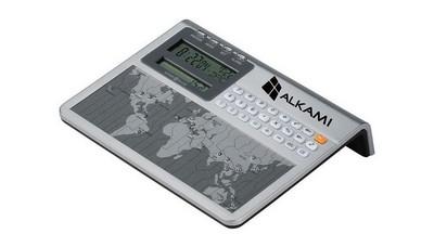 Atlas World Clock and Calculator