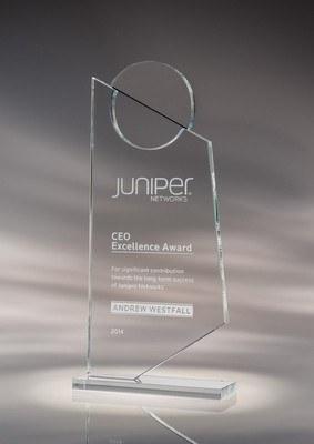 Insight Small Starphire Crystal Award