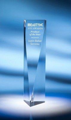 Excelsior Large Optic Crystal Award