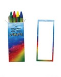 Picture of 4 count crayon pack