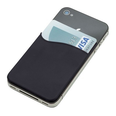 Treviso Silicone Phone Wallet