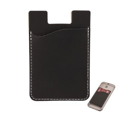 Manhattan Leatherette Phone Wallet