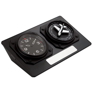 Anita World Time Desk Clock