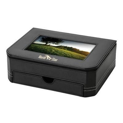 Pardo Photo Frame Desk Box