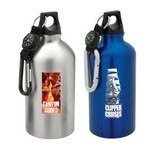 Picture of Viola 16.9 oz. Flask with Carabiner