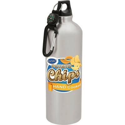 Vilma 33.8 oz. Flask with Carabiner