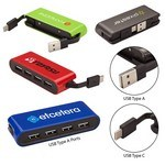 Picture of Rondo Type-C USB Hub