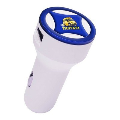 Ring Series 3.1 Dual USB Car Charger