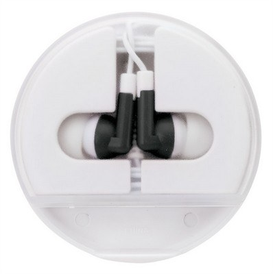 Happer Earbuds & Phone Stand