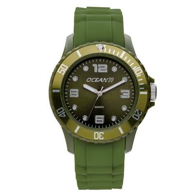 40mm Unisex Sport Plastic Watch