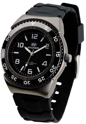 43mm Unisex Sport Metal Watch