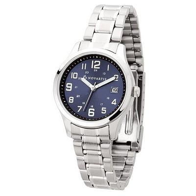 30mm Lady's High-Tech Metal Watch
