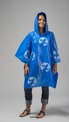 Middleweight Adult Poncho