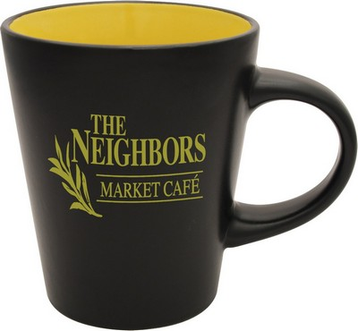 12 oz. Duo-tone Noir Collection Mug