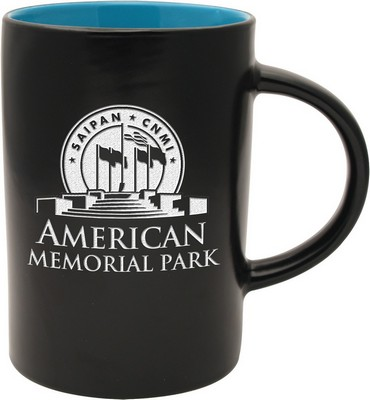 14 oz. Midnight Cafe Collection Mug