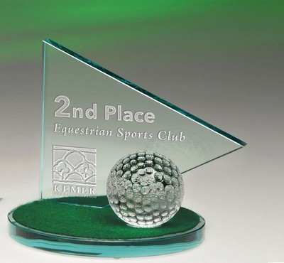 Medium 19th Hole Award