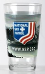 Picture of 16 oz. Pint Glass - Full Color Wrap