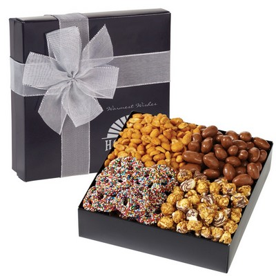 Elegant Gift Box - Sweet & Salty Combo