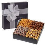 Picture of Elegant Gift Box - Sweet & Salty Combo