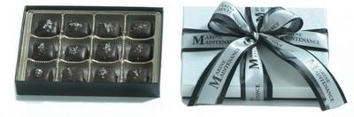 12 PC (6 oz.) Sea Salt Caramels in Gift Box