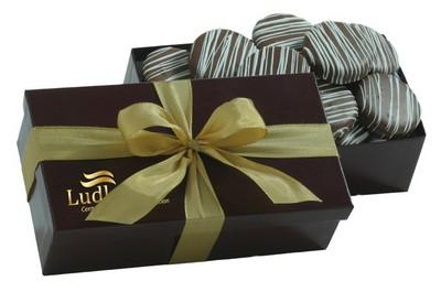 12 OZ Milk Chocolate Oreo  Cookies - Burgundy Box