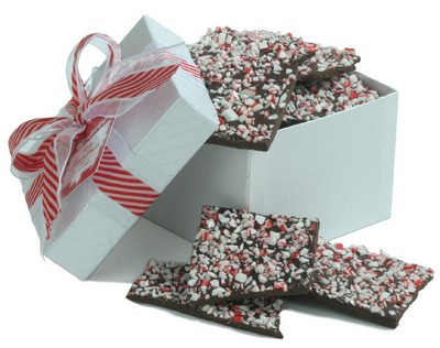 6OZ Dark Chocolate Peppermint Bark