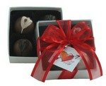 Picture of 4 PC Assorted Truffles