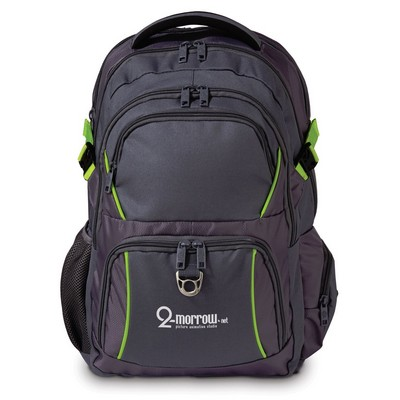 Mercury Backpack with Laptop and Tablet Sleeve