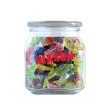 Picture of Jolly Ranchers in Small Glass Jar