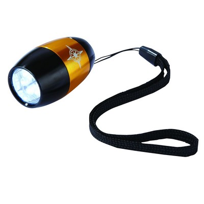 6 LED Stubby Flashlight