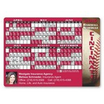 Picture of Baseball Schedule Sports Magnet