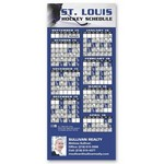 Picture of 3 1/2 x 8 Rectangular Schedule Magnet