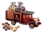 Picture of Classic 1925 Stake Truck with Cashews & Chocolate Almonds
