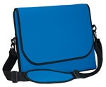 "Picture of 15"" Neoprene Messenger Bag with strap"