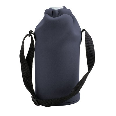 Neoprene Growler Cover with Drawstring