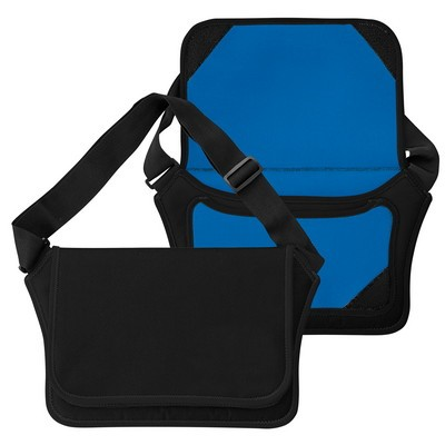 Roamin' 13 inch Neoprene Messenger Bag