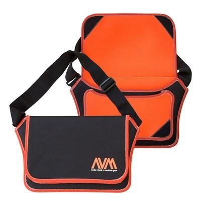 Roamin' 13 inch Neoprene Messenger Bag