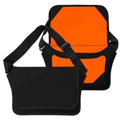 Roamin' 15 inch Neoprene Messenger Bag