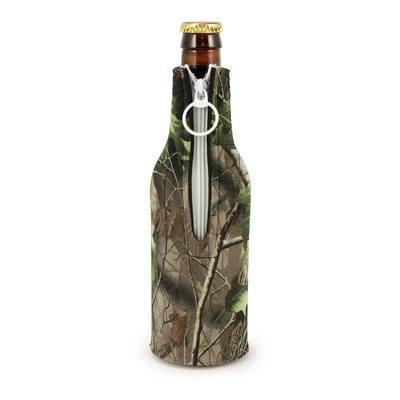 Neoprene Bottle Suit Licensed Camo