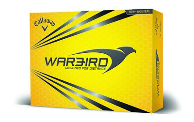 Callaway Warbird Golf Ball Set