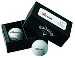 Picture of Callaway 2-Ball Business Card Box - Warbird®