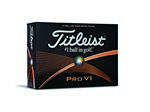 Picture of Titleist Pro V1 Golf Ball